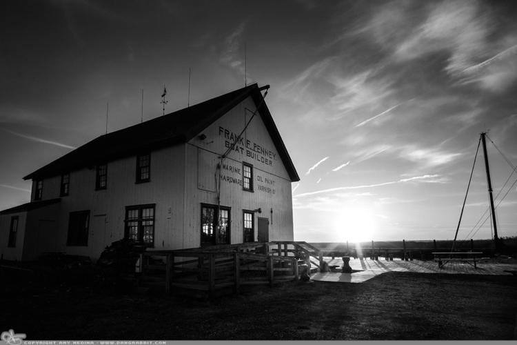 Boat Builder (PAD ... time year - dangrabbit-photography | ello