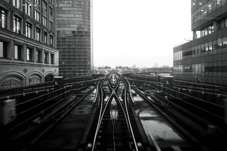 DLR london - domreess | ello