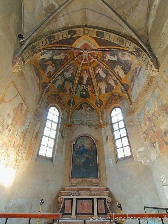 Milan (#Italy): Grifi Chapel Ch - milanofotografo | ello