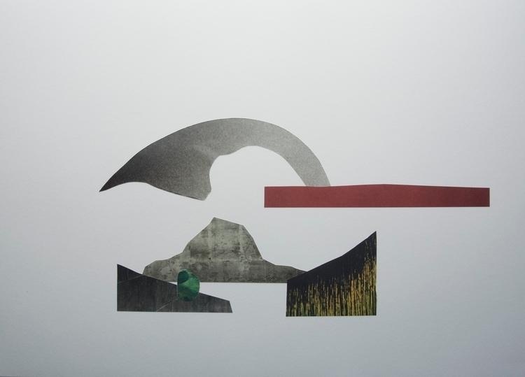 Green marble homeshake, Collage - wrjenkinson   ello