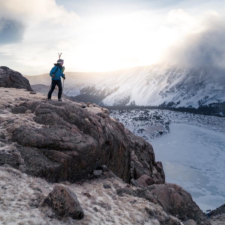 Great Colorado mountains Sunday - thomaswoodson   ello