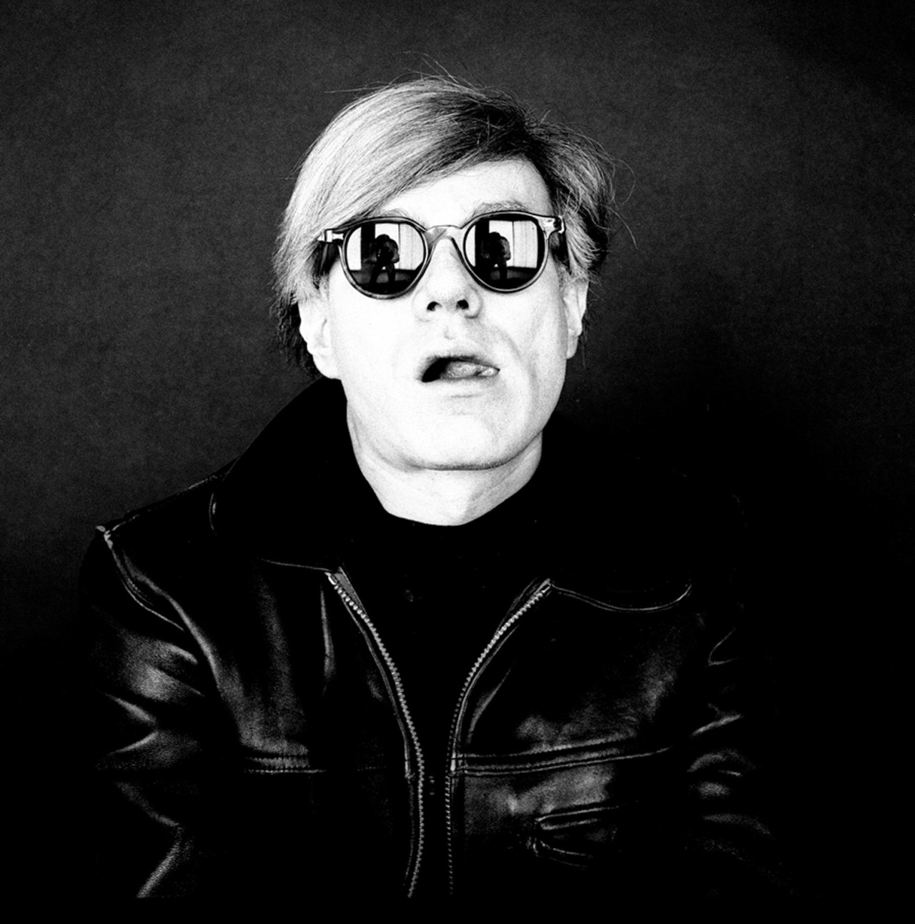 Andy Warhol. Photo Jerry Schatz - pjsmith | ello