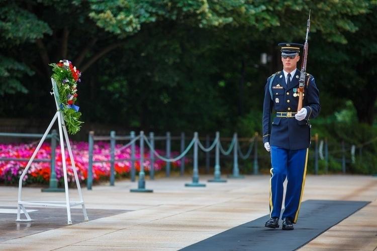 Tomb Unknown Soldier, Arlington - fjgaylor | ello