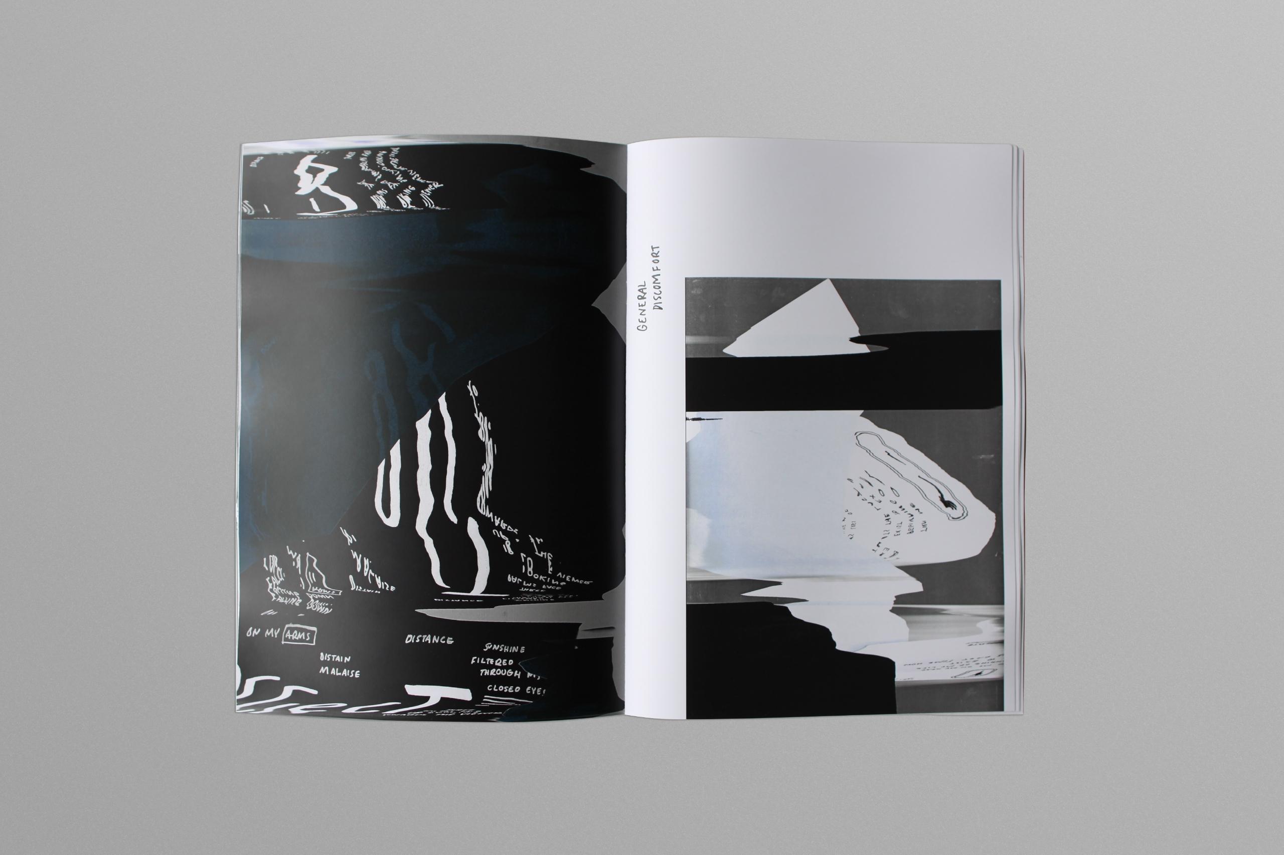 Malaise graphicdesign shortstor - danielflynn | ello