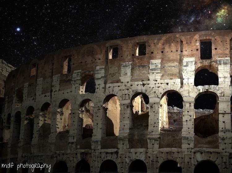Colosseum Colosseo Roma Rome Em - marco_df | ello