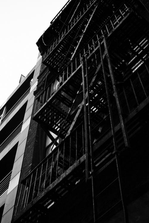 Dark Escape newyorkcity archite - madebyten | ello