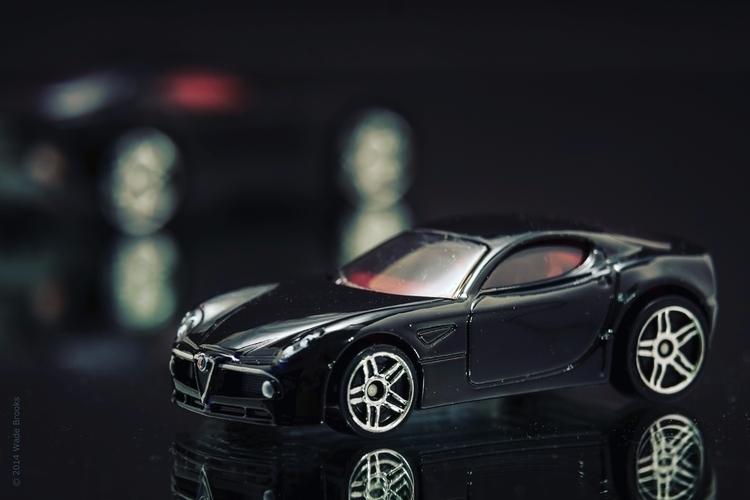 Alfa Romeo 8C TheToyCarProject  - wadesword | ello
