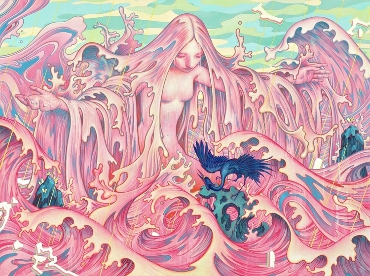 James Jean. Check work: - refing | ello