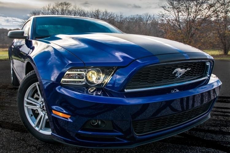 2014 Ford Mustang - sharkypics | ello