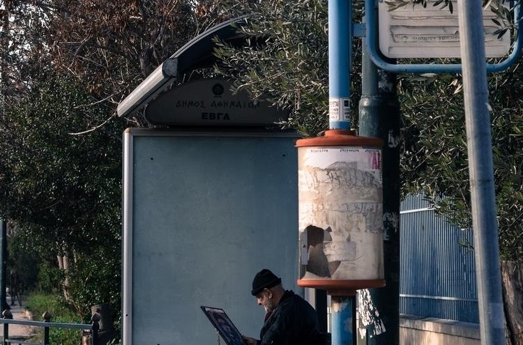 man Che Guevara (Athens, 2017 - kostasarvanitis | ello