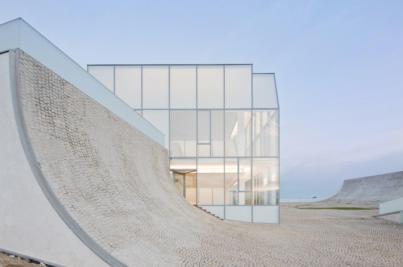 Blurring boundaries architectur - thisispaper | ello