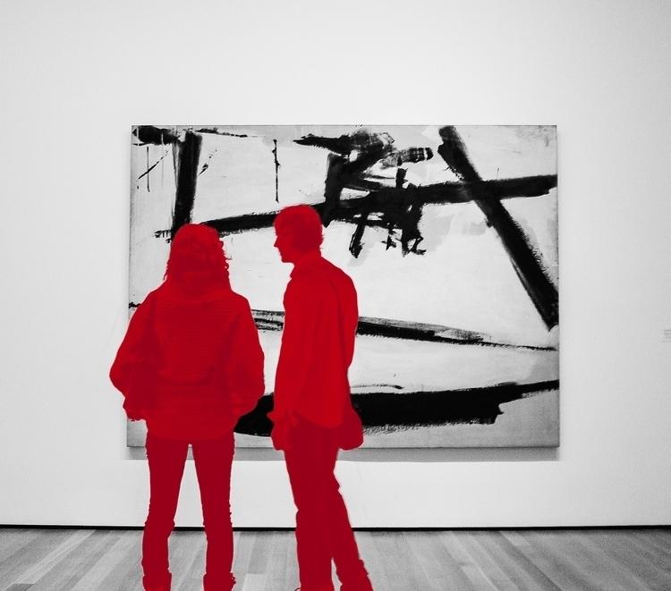 Franz Kline MOMA - marr-sullivan | ello