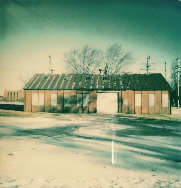 outpost (rust snow - Polaroid, ElloPolaroid - jkalamarz | ello