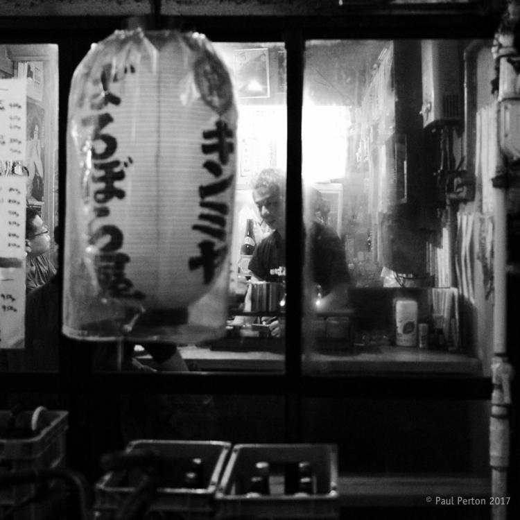 Izakaya, Shinjuku Street shoote - paulperton | ello