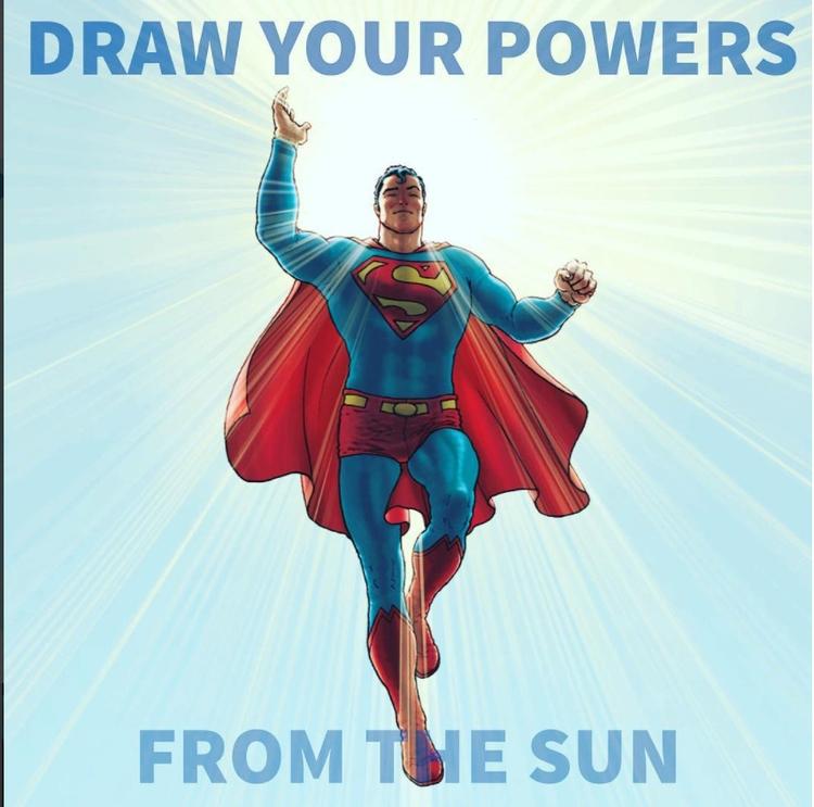 Grant Morrison Superman inspira - richardtseng | ello
