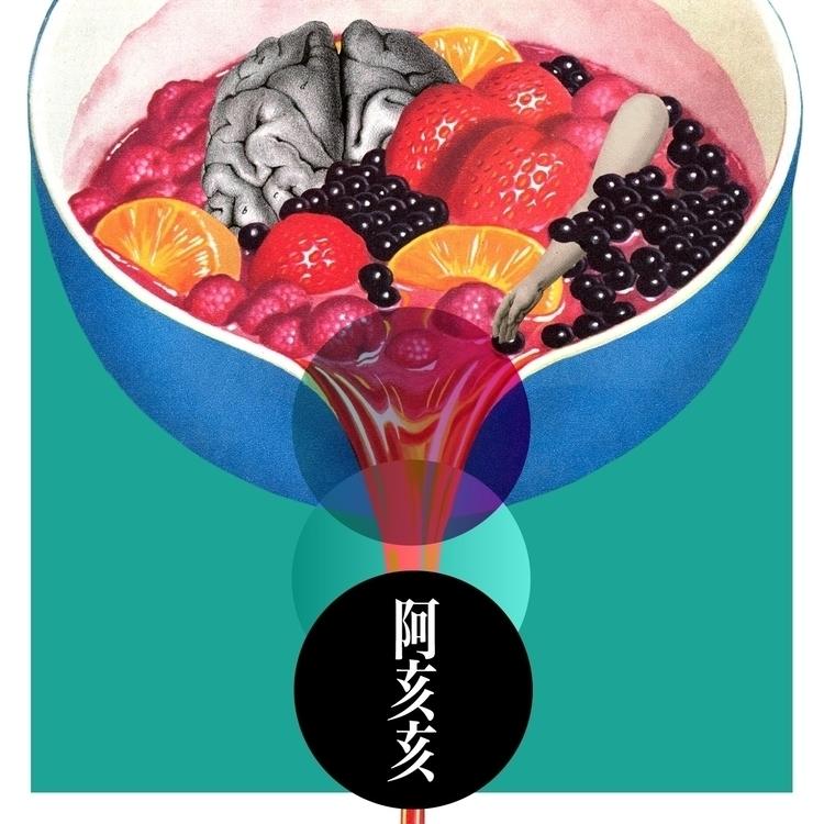 poster day - Day 44 - illustration - kayankwok   ello