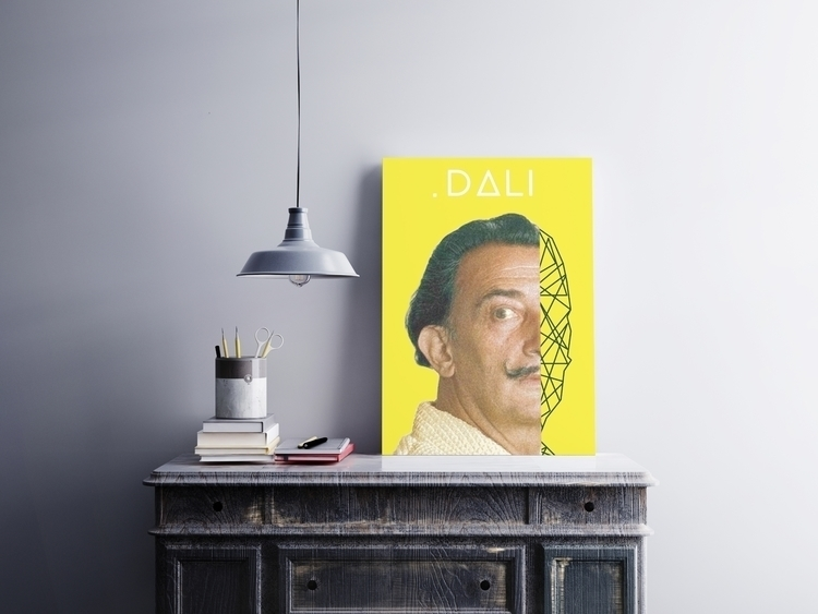 ART POSTER SERIES | FEEL GEOMET - anastasiavoutsa | ello