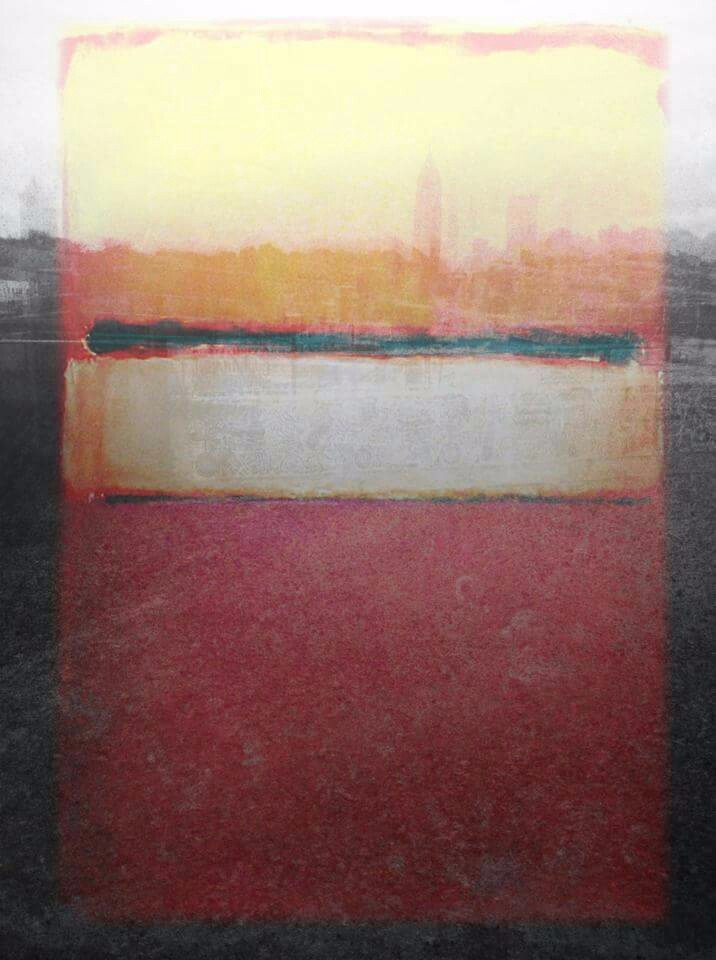 Compositing Rothko digital snap - chillyolovesyou | ello