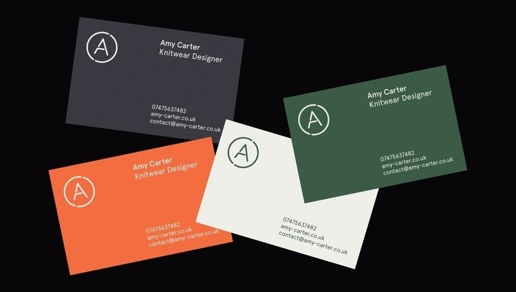 Business cards freelance projec - sam_hall | ello
