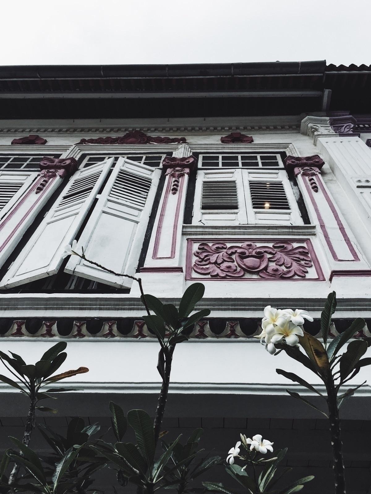 unique conservation shophouse a - louisaclare | ello