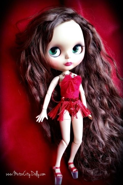 peak Cherie, doll 30th annivers - sandracoe | ello