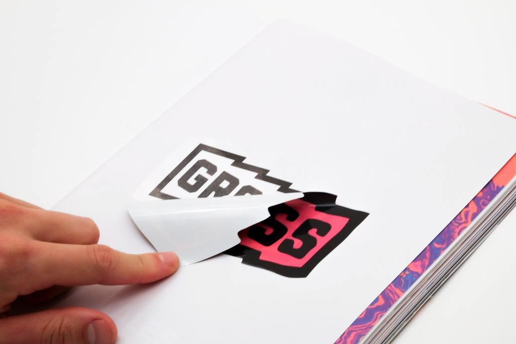 STICKERS - gross_mag | ello
