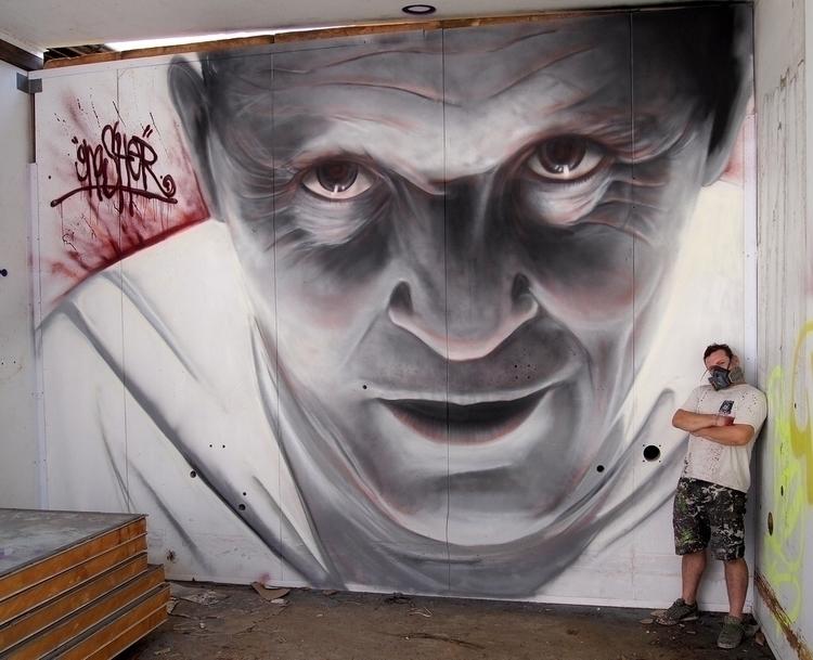 Artwork Gnasher . Discover fant - streetart360 | ello