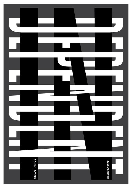 blankposter.com - typography, digitalposter - delostantos | ello