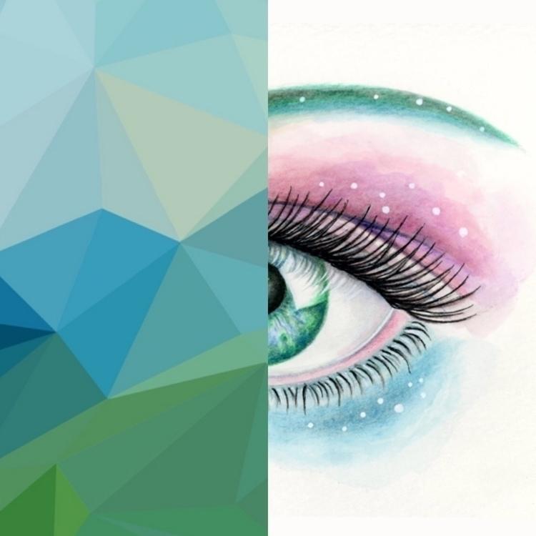 green 💚 teaser newest project.  - carolinaseth | ello