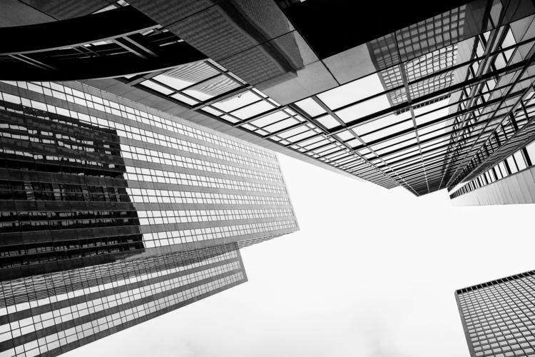 Great Expectations - streets#Toronto#streetphotography#SvetlanaYanina#businessmanfujiX100#business#city#urban#architecure#black&white# - svetlanayanina   ello