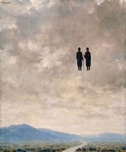 René Magritte: Art Conversation - ferdiz | ello