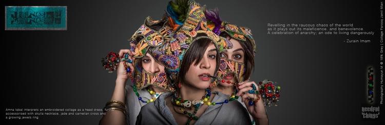 Amna Iqbal wears embroidered co - fyzyf | ello