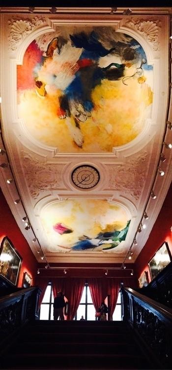 ceiling 'het Mauritshuis' museu - cdreue | ello
