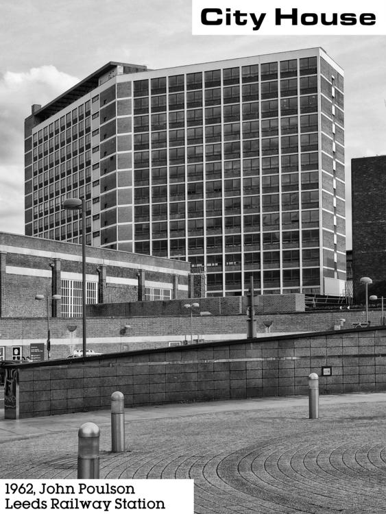 City House - Leeds house Britis - philopenshaw | ello