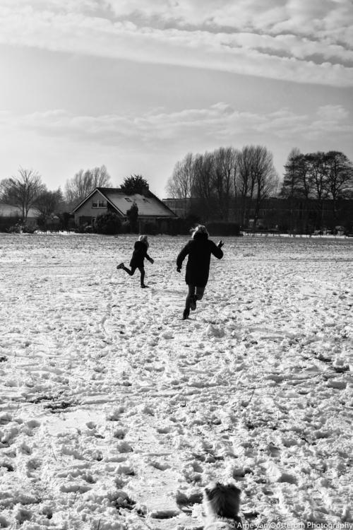Snow fight  - arnevanoosterom   ello