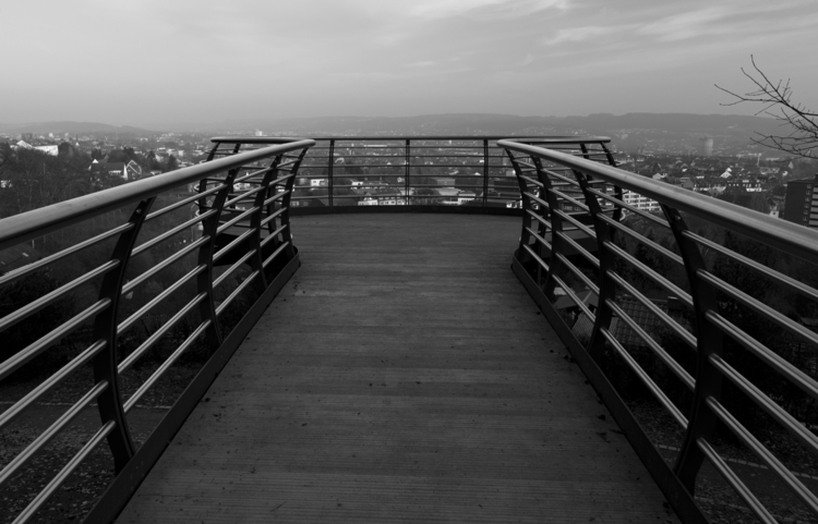 Skywalk Wuppertal Nordpark - photography - mhpictures | ello