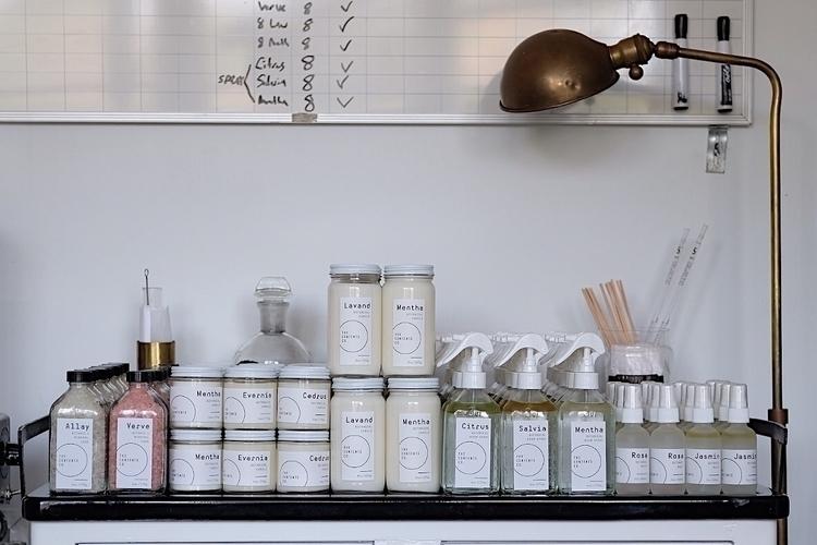 Wares - modern, minimal, botanic - thecontentsco | ello