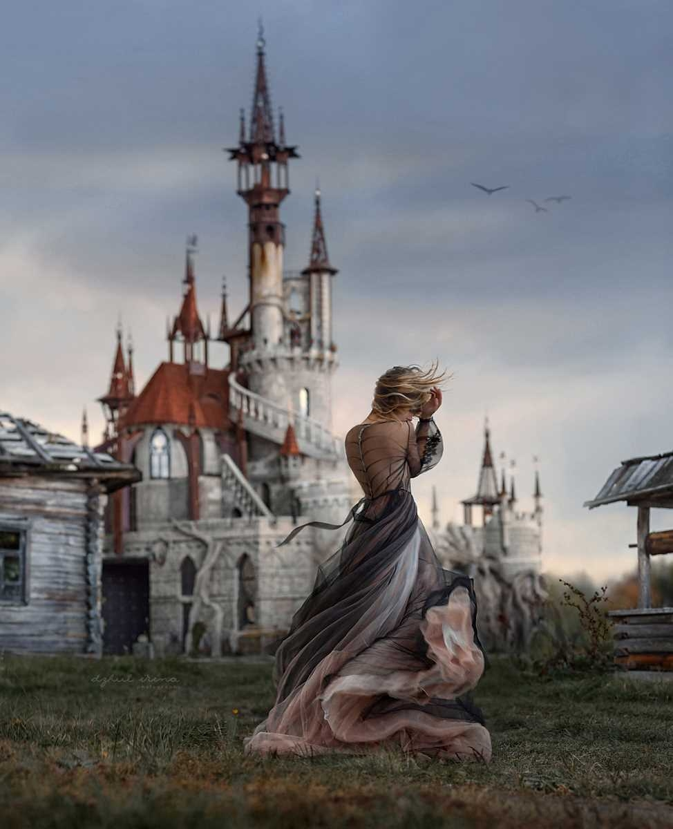 Irina Dzhul Brings Real Life Wh - photogrist | ello