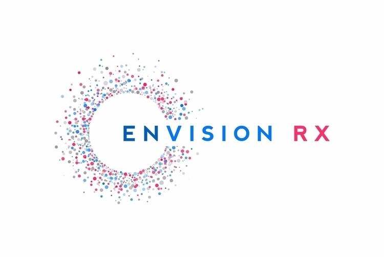 EnvisionRX logo concept design - jamesenjoyrelax | ello