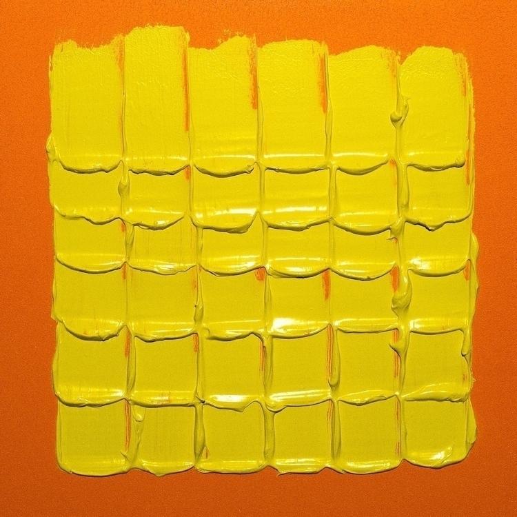 Yellow Light Orange 12 Acrylic  - andrew_faris | ello