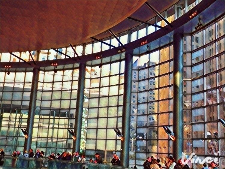 Benaroya Hall, Seattle WA. iPho - mrbinsk | ello