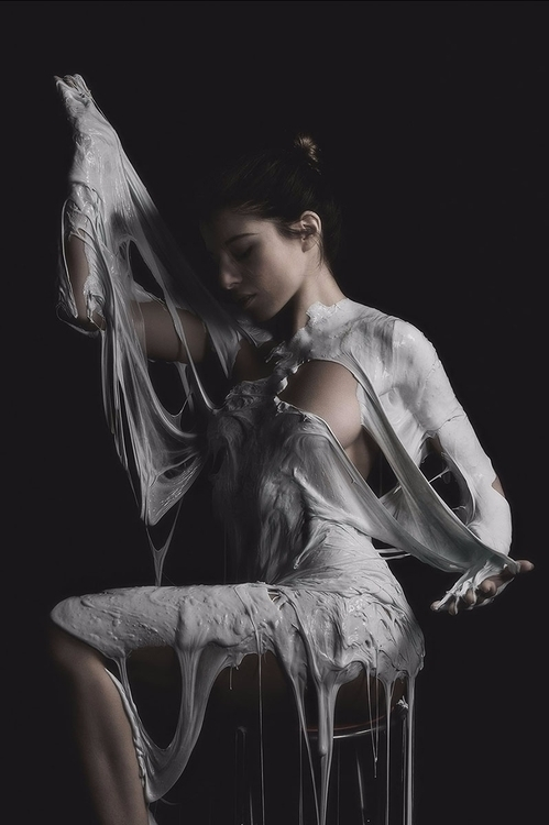 """Alterations"" — Photographer: A - darkbeautymag 