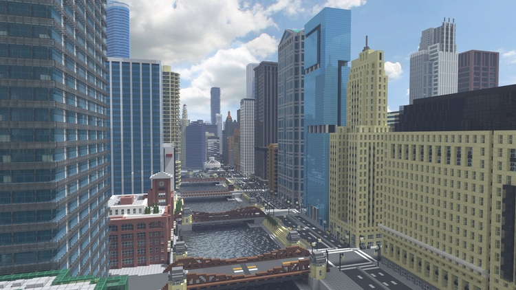 incredibly detailed Minecraft m - chicagotribune | ello
