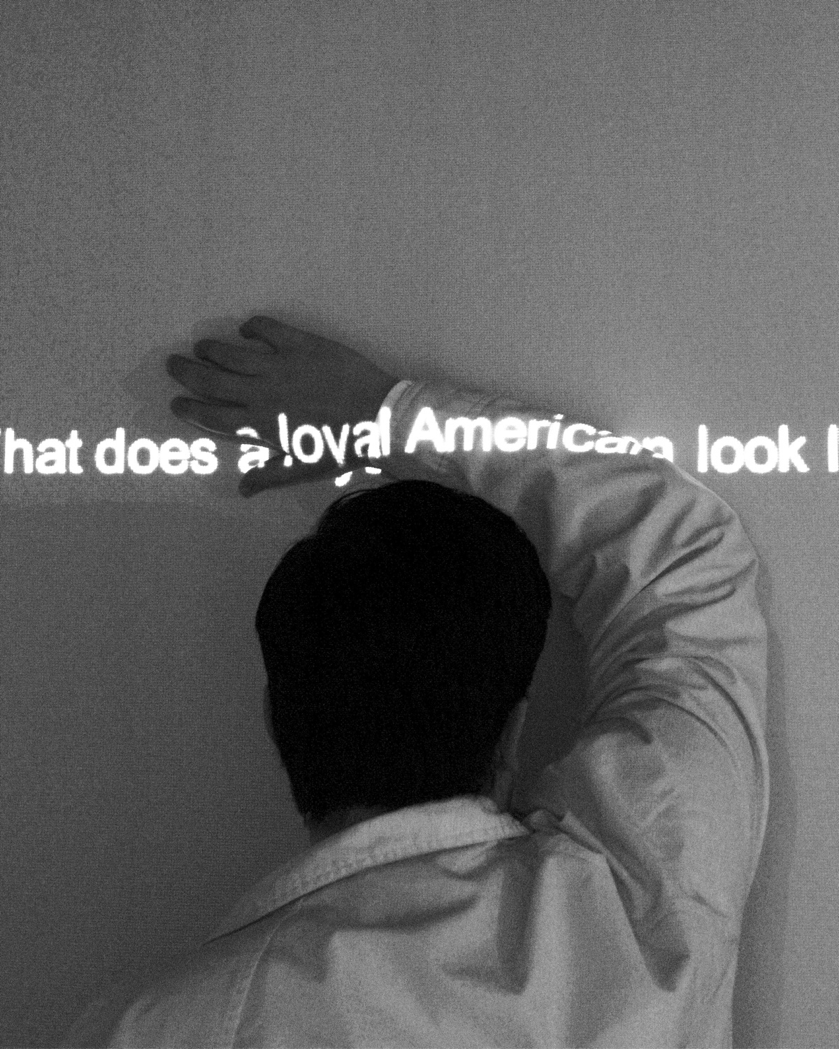 Hands Wall. Quotes: loyal Ameri - chrispereira | ello