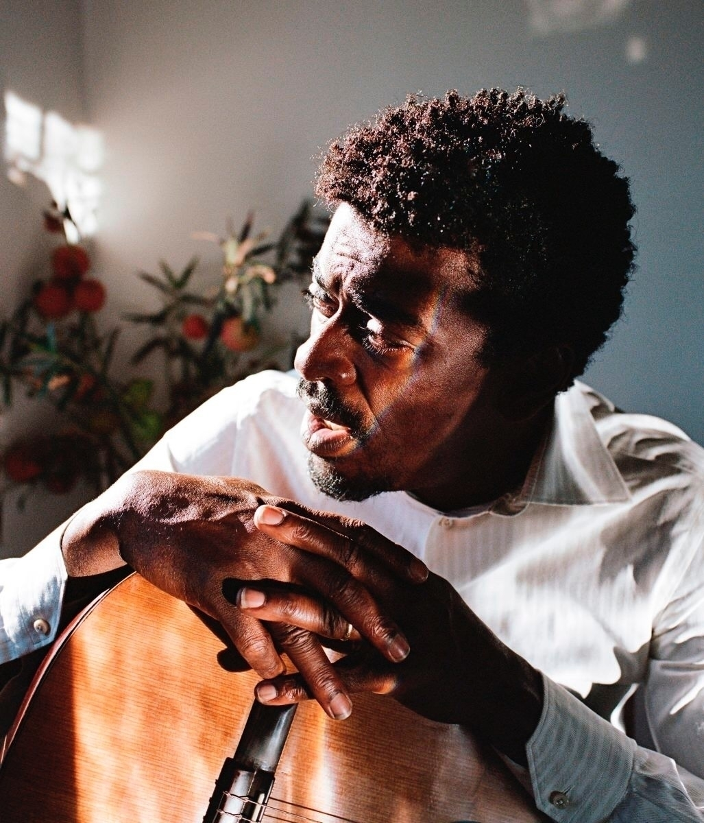 Seu Jorge, king Brazilian samba - blackartmatters   ello