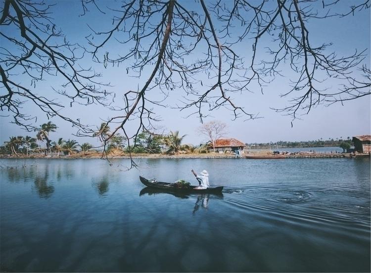 Making ripples..  - Kerala, ello - riazhassan | ello