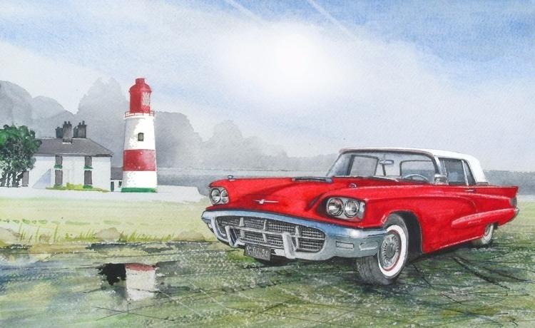 Ford Thunderbird 1960 Souter Li - johnlowerson | ello
