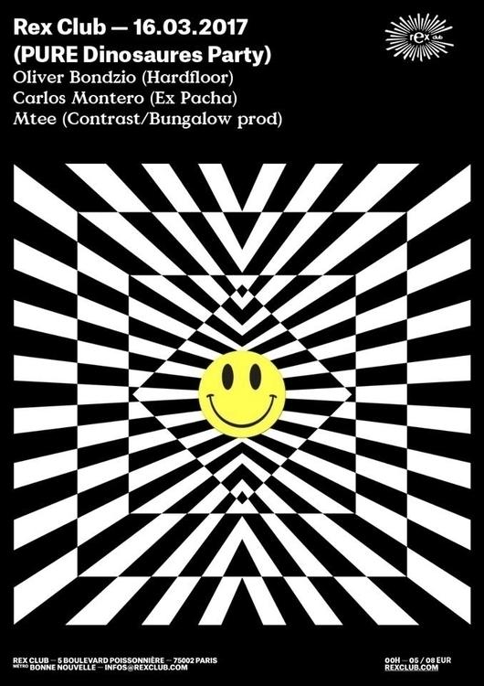 **Rex Club Paris March 16th 201 - bondziolino | ello