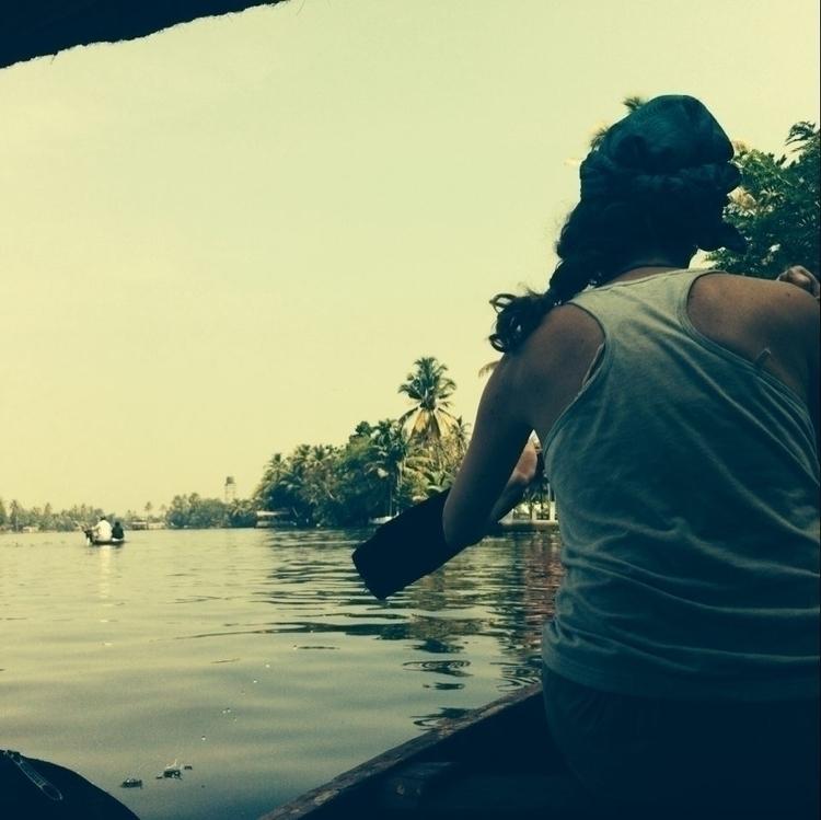Backwaters // Kerala India 2016 - nitaboni   ello