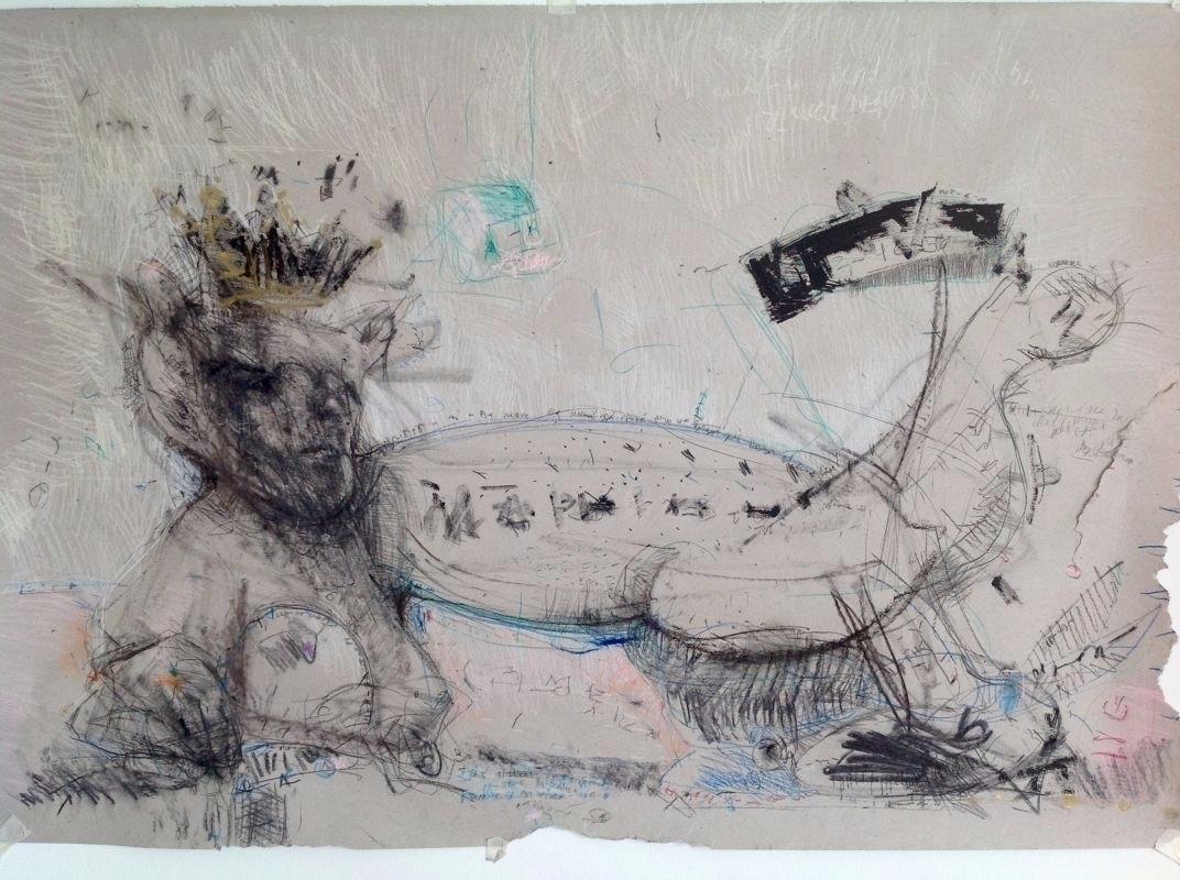 Ronny Camero - drawing, ink, illustration - artemanifiesto | ello